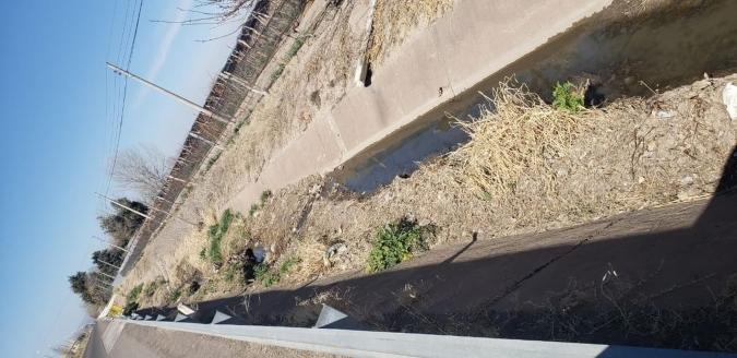 Arranca la limpieza y mantenimiento en colectores de San Carlos: El Indio y Las Piedritas serán los primeros