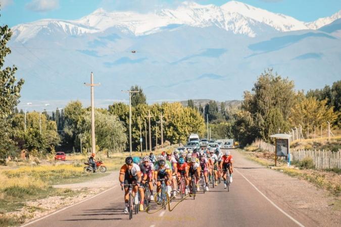 Mañana se correrá la Vuelta de Mendoza en el Valle de Uco: así será el recorrido