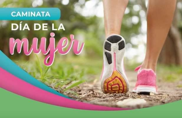 Mes de la Mujer: el Municipio de San Carlos organiza una caminata reflexiva e invita a la comunidad a sumarse