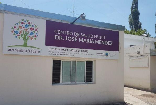 El Centro de Salud 101 José María Méndez de La Consulta contará con guardia las 24 horas
