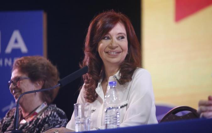 Cristina renunció al sueldo de vicepresidenta de la Nación