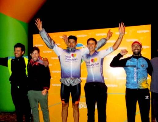¡Gran logro! Daniel Espinoza y Eduardo Méndez, la dupla tunuyanina se quedó con el primer puesto en Tupungato