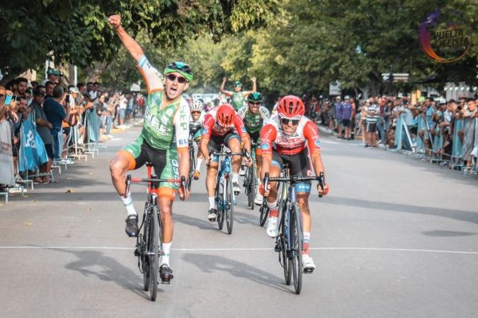 Juan Pablo Dotti reaccionó antes de Villavicencio y ganó en La Paz