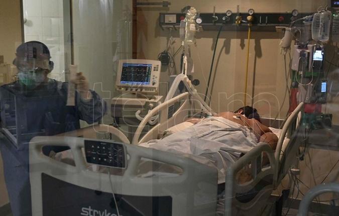 Murieron otras 383 personas y 24.999 fueron reportadas con coronavirus en el país
