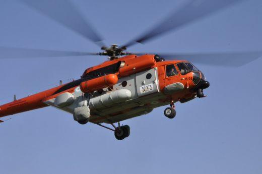 Helicopeto fuerza aerea