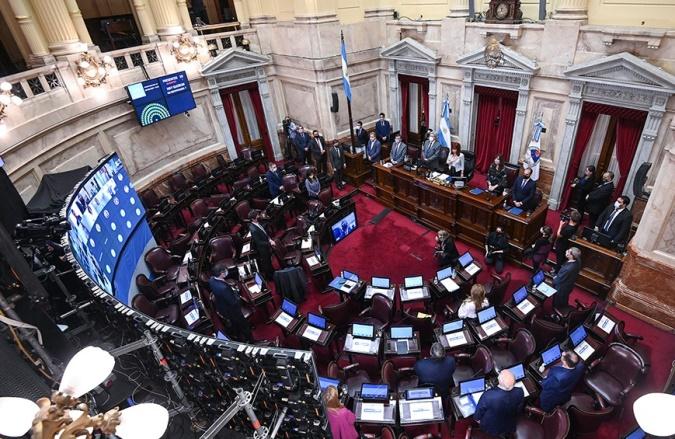 El Senado debate la reforma del impuesto a las Ganancias, que exime del pago a trabajadores que cobren hasta 150 mil