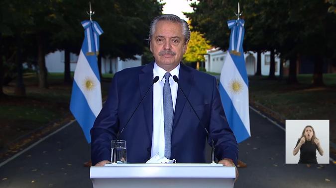 Una por una, las medidas que anunció Alberto Fernández para frenar la segunda ola