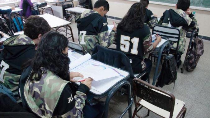 Comienzan las inscripciones para alumnos de secundaria que tengan materias pendientes
