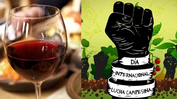 Efemérides: 17 de abril, Día Mundial del Malbec y Día Mundial de la Lucha Campesina