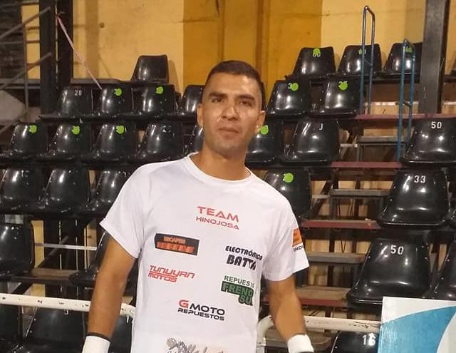 El tunuyanino Maxi Hinojosa peleará este fin de semana por el título mendocino de boxeo