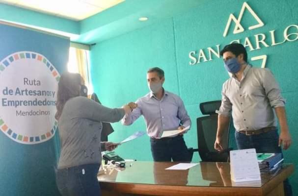 San Carlos contará con 16 stands fijos donde los artesanos del departamento comercializarán sus productos