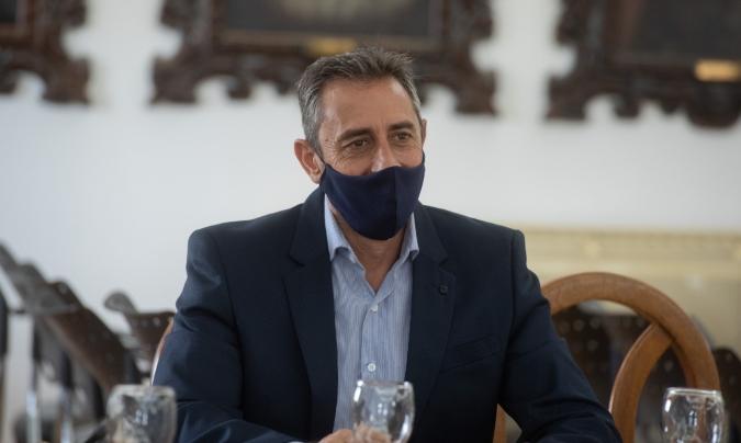 Scanio celebra el proyecto Zonas Frías: en 2020 había elevado una carta a Massa pidiendo una tarifa diferencial