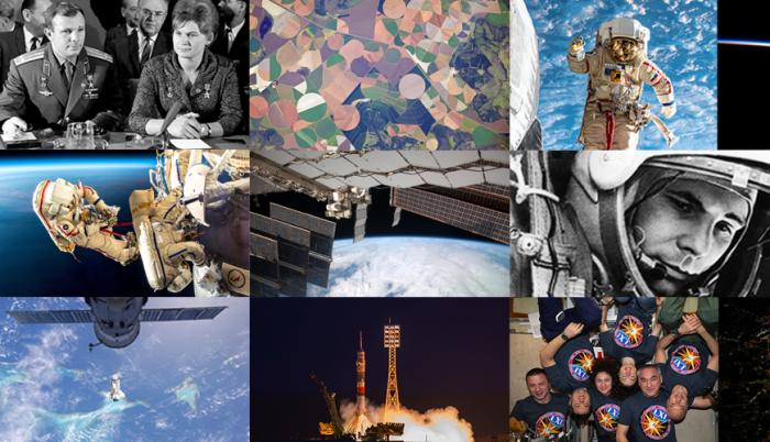 Efemérides: cada 12 de abril se celebra el Día Internacional de los Vuelos Espaciales Tripulados