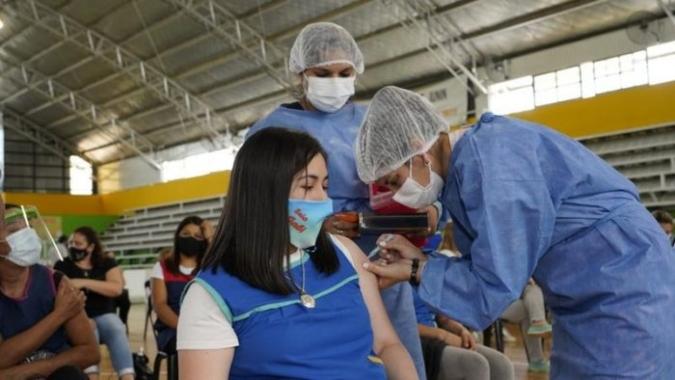 Crece el interés por la carrera de enfermería: el IES Valle de Uco cuenta con aulas en todas las regiones