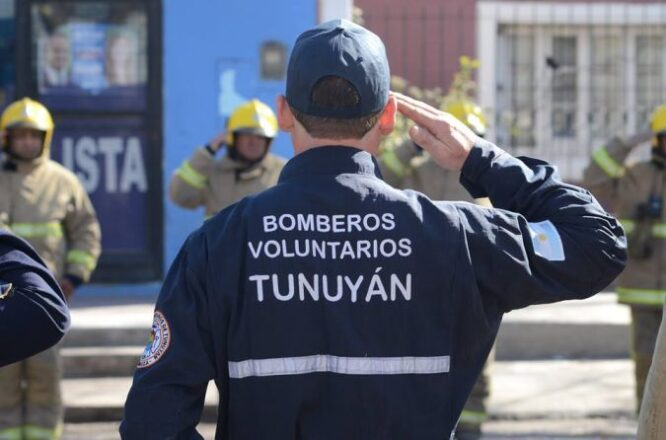 Bomberos Voluntarios Tunuyan