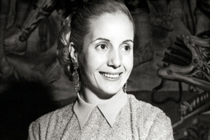 """Efemérides: un día como hoy, hace 102 años, nacía Eva Duarte de Perón, más conocida como """"Evita"""""""