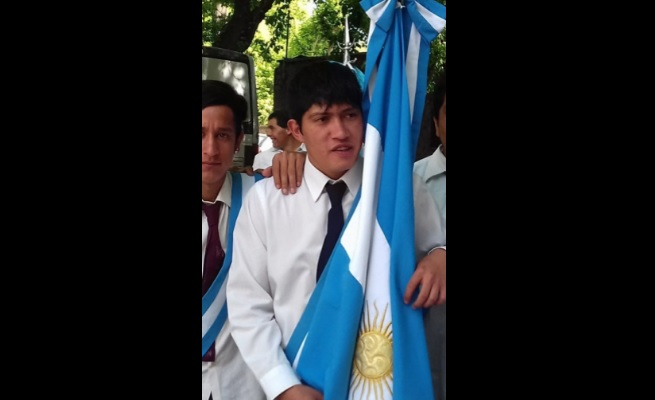 Tristeza en San Carlos: falleció el primer egresado de la Escuela Martinelli