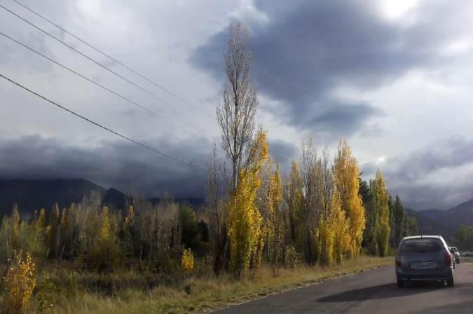 Este jueves desciende la temperatura y pronostican lluvias en la provincia
