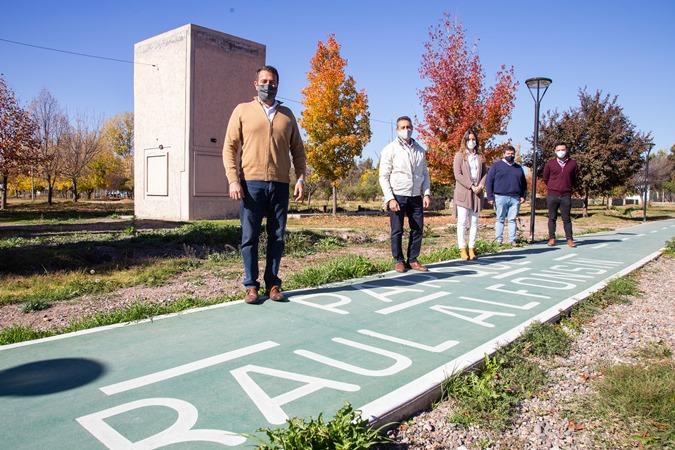 Instalarán iluminación led en todo el Parque Raúl Alfonsín de San Carlos: se destinarán $13 millones