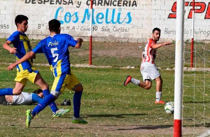 San Carlos y Chilecito ganaron en la segunda fecha de los 4tos: el que gane el domingo sale campeón