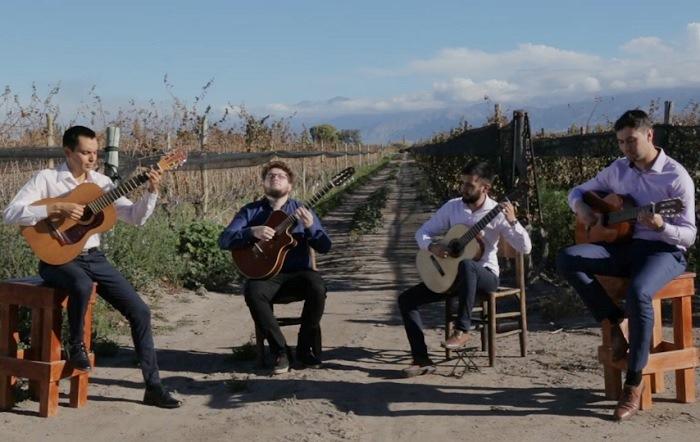 Músicos y paisajes sancarlinos: el emocionante video que hizo el Municipio por el Día del Himno