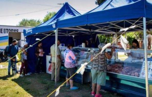 """""""Canasta Ahorro"""": 28 productos a precios rebajados se podrán comprar en ferias de todo el país"""