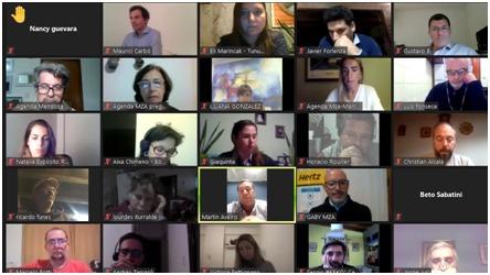 """Activa participación de Tunuyán en la conferencia """"Turismo Modo Smart"""" con la mirada en la post pandemia"""