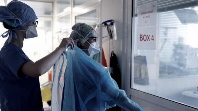 Nuevo récord de muertes en Argentina: reportaron 24.079 nuevos casos de coronavirus y 663 fallecimientos