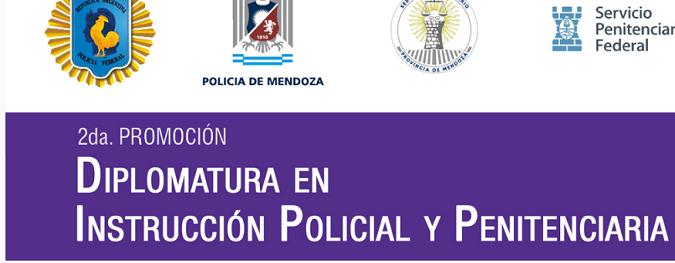 ¡Atención! El 14 de mayo comenzará la Diplomatura en Instrucción Policial y Penitenciaria