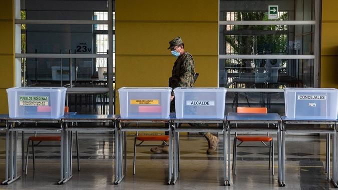 Constitución: los resultados finales magnifican la derrota del oficialismo en Chile