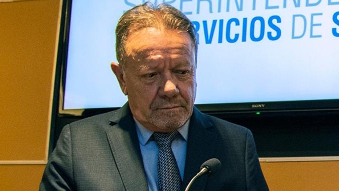 Encontraron muerto en su casa al superintendente de Servicios de Salud, Eugenio Zanarini