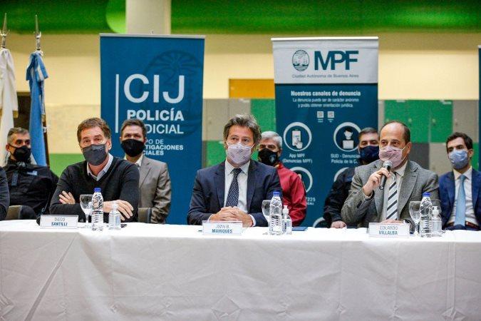 Megaoperativo contra redes de pedofilia: hubo 74 allanamientos en el país y 29 detenidos