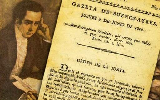 Efemérides: cada 7 de junio se celebra el Día del Periodista en homenaje a la aparición del primer diario