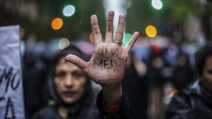 6 años de Ni Una Menos: con un cartelazo en redes exigen medidas para frenar la violencia femicida