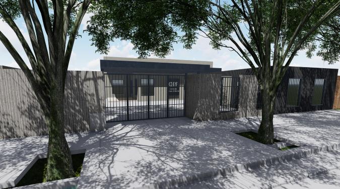 Inició la remodelación y ampliación del Centro de Desarrollo Infantil y jardín de Tupungato