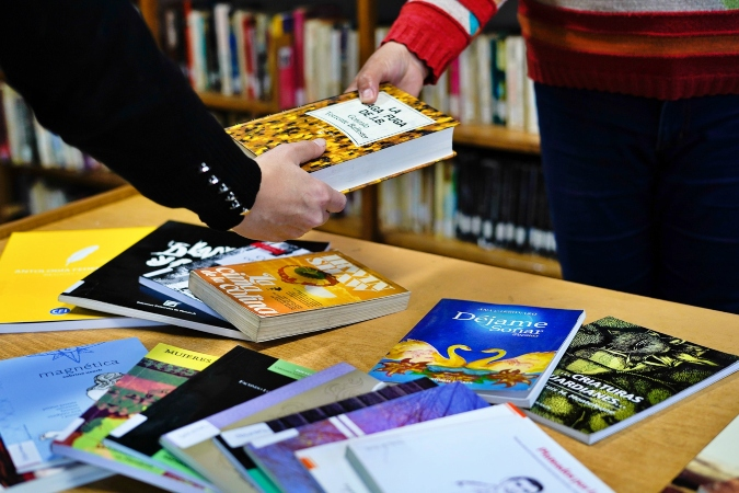 Suelta de libros: la Biblioteca Municipal de Tupungato canjeará obras literarias con los vecinos