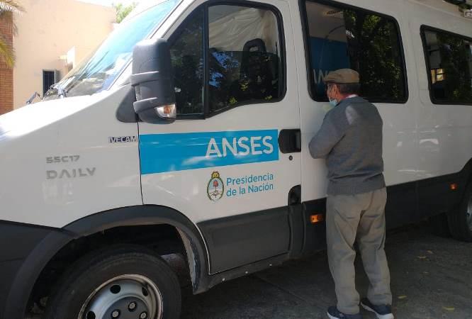 Este viernes la Unidad de Atención Móvil de ANSES estará en Cápiz, San Carlos