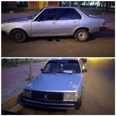 La policía secuestró un auto en Vista Flores por tener el número de motor adulterado