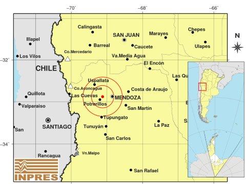 Dos sismos seguidos asustaron a los valletanos: dónde ocurrieron y qué magnitud tuvieron