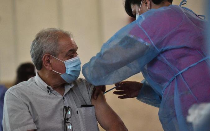 San Carlos: este jueves continuará la vacunación contra el Covid-19 en Chilecito