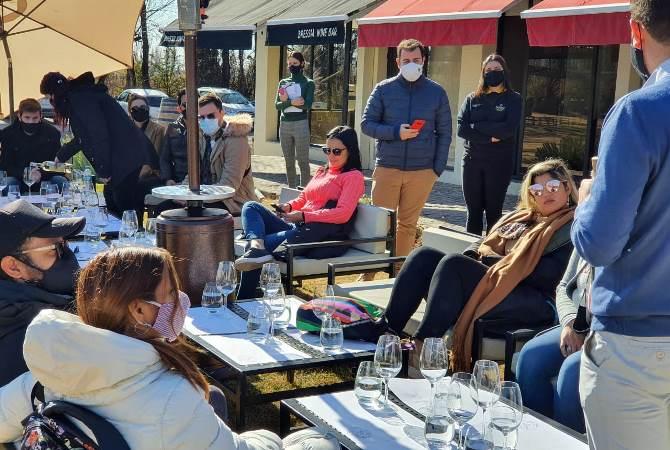 En Valle de Uco, la temporada de invierno arrancó con más del 85% de ocupación