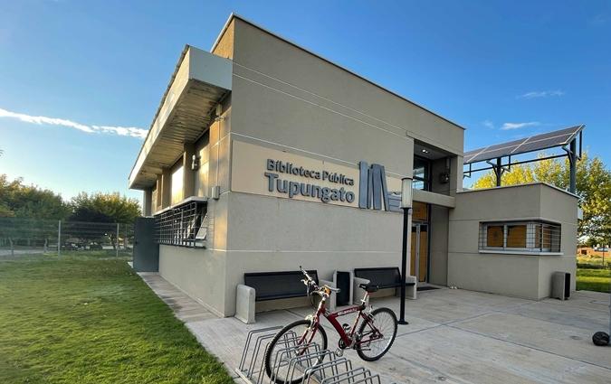 Vacaciones entre letras en la Biblioteca Municipal de Tupungato: cuándo y cómo funciona