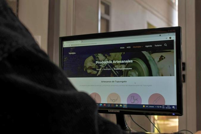¿Querés conocer y adquirir productos artesanales de Tupungato? ¡Ahora lo podés hacer por internet!