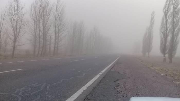 Alerta por viento Zonda en Valle de Uco, Malargüe y San Rafael