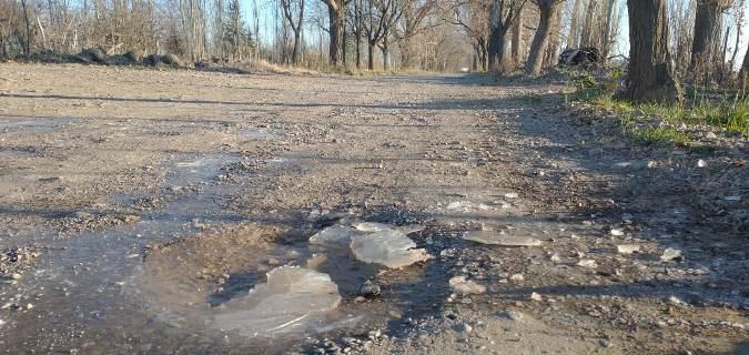 Casi 10 grados bajo cero nuevamente en Valle de Uco: mirá cuáles fueron los lugares más fríos