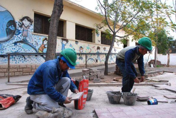 Más de 750 escuelas de Mendoza serán reparadas: la inversión supera los mil millones