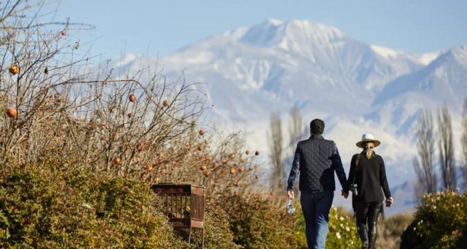 El Valle de Uco supera el 90% de ocupación y estiman llegar al 100% durante el fin de semana