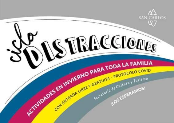 """Vacaciones de invierno: el Movimiento artístico """"El Resorte"""" recorrerá San Carlos con propuestas para la familia"""