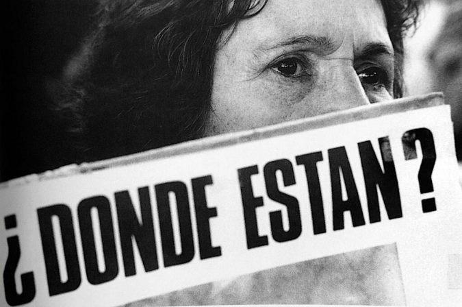 Efemérides: hoy es el Día Internacional de las Víctimas de Desapariciones Forzadas