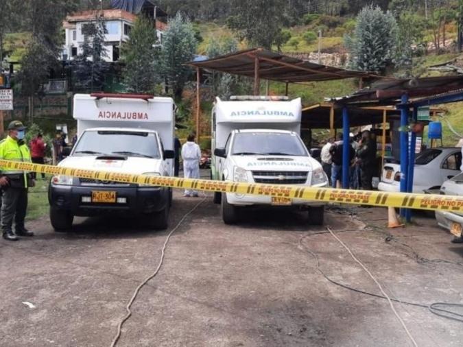Al menos 12 muertos por explosión en una mina ilegal de carbón en Colombia